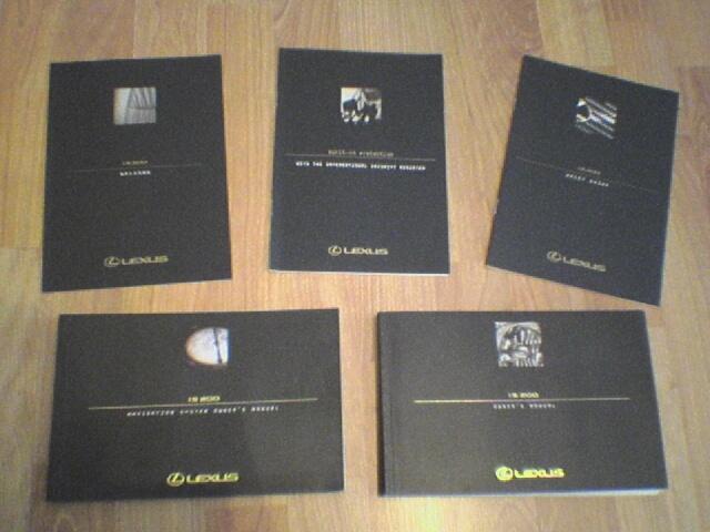 for sale is200 owners manual buy sell archive lexus owners club rh lexusownersclub co uk lexus is200 owners manual download lexus is200 instruction manual