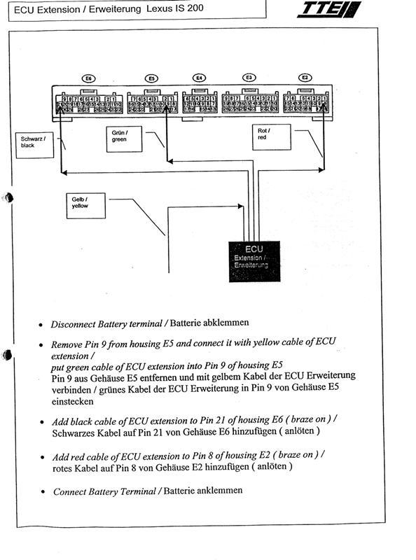 ecu wiring diagram inside supercharging turbo modifications rh lexusownersclub co uk 2G DSM ECU Pinout 2G DSM ECU Pinout