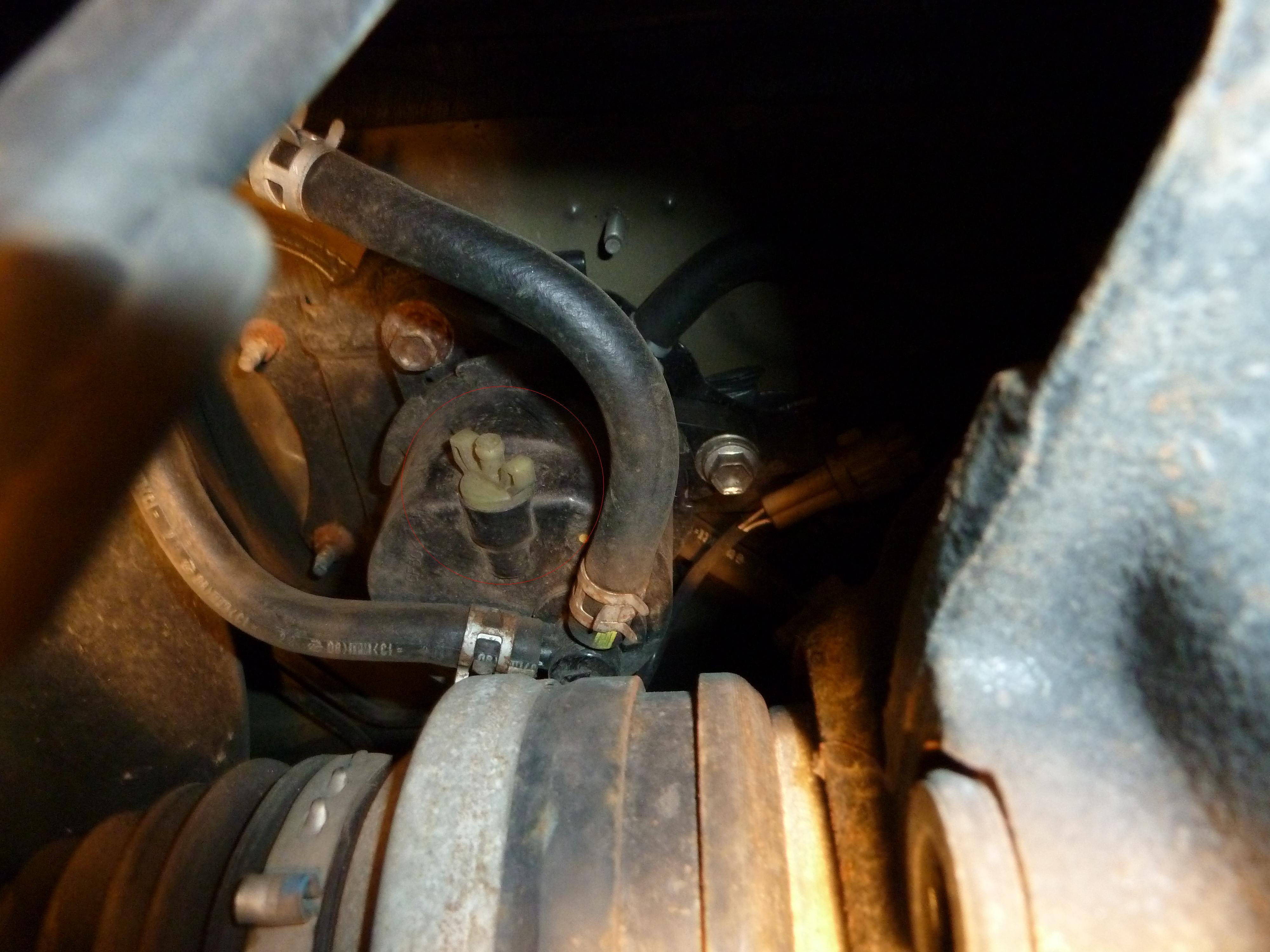 Is 220d Fuel Filter Location Lexus 250 250c Club Toyota Camry Change Post 32000 0 75245600 1309120085