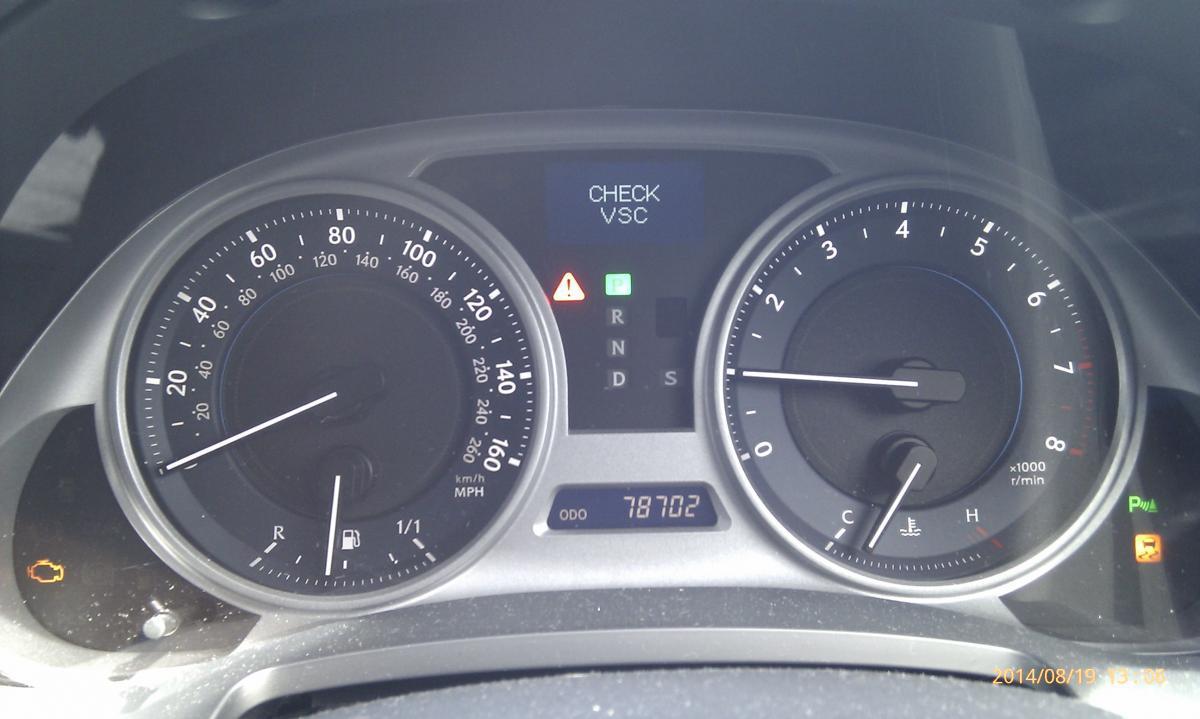 O2 Sensor - Bank 1 Sensor 1 - Replacement - Lexus IS 250 / Lexus IS