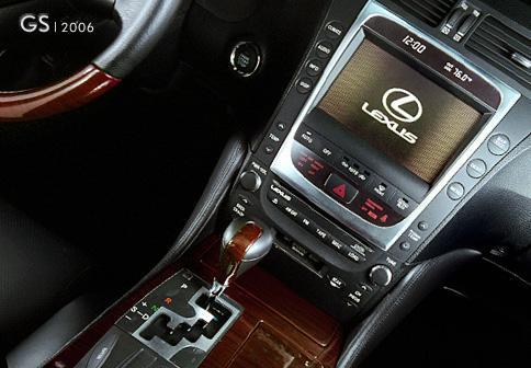 New 2006 Lexus GS