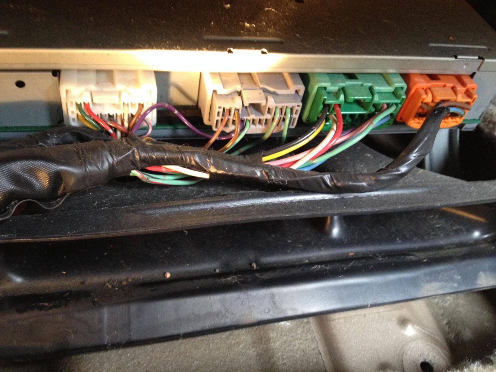 Lexus LS400 Amp