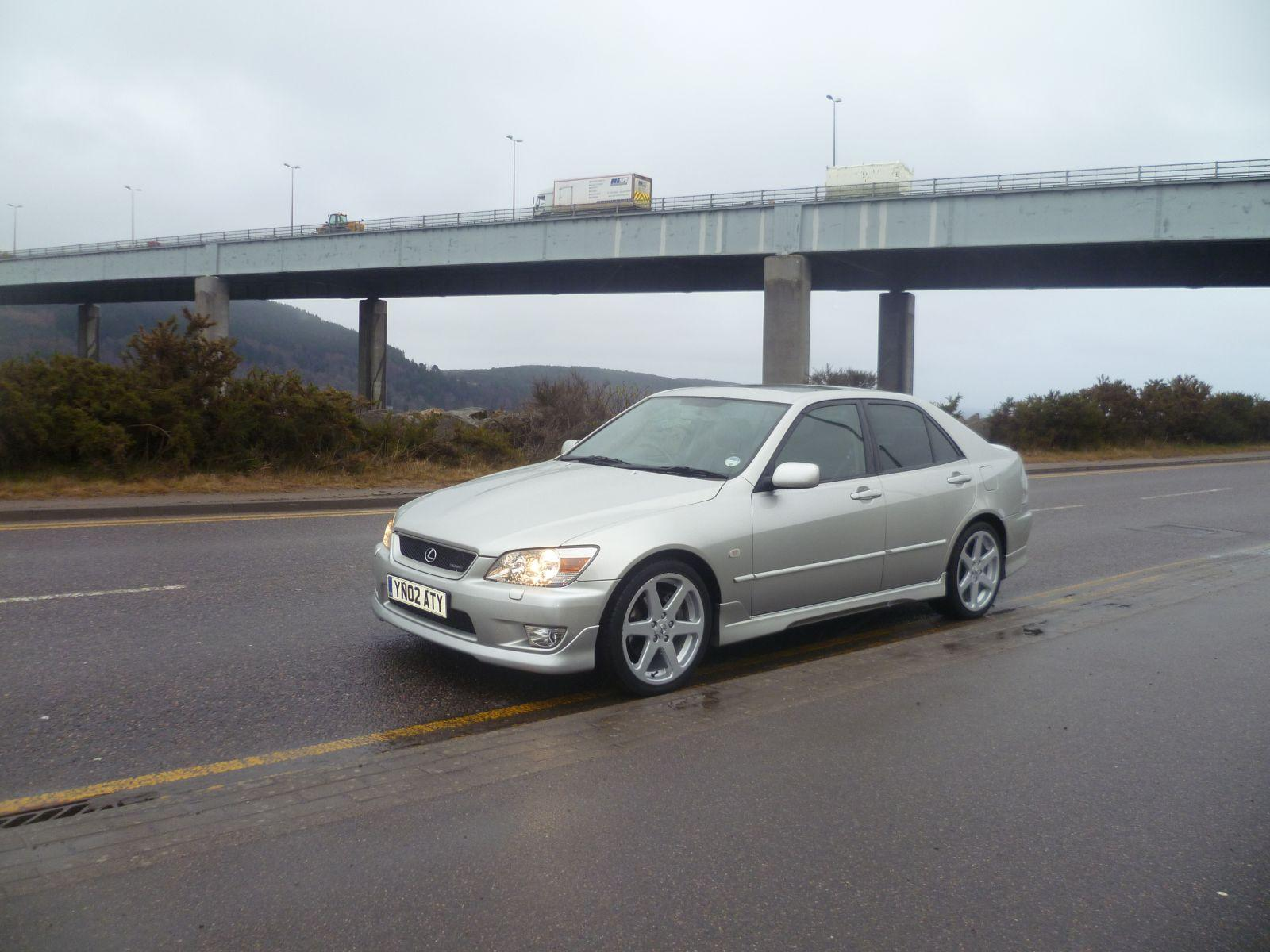 Lexus - Past & Present