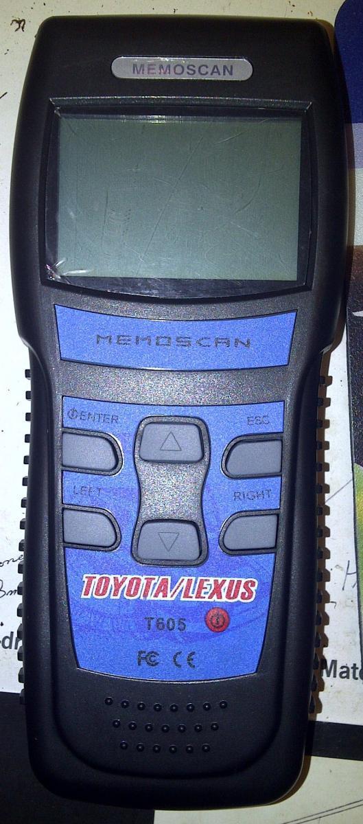 Diagnostic scanner