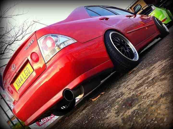 My Lexus!
