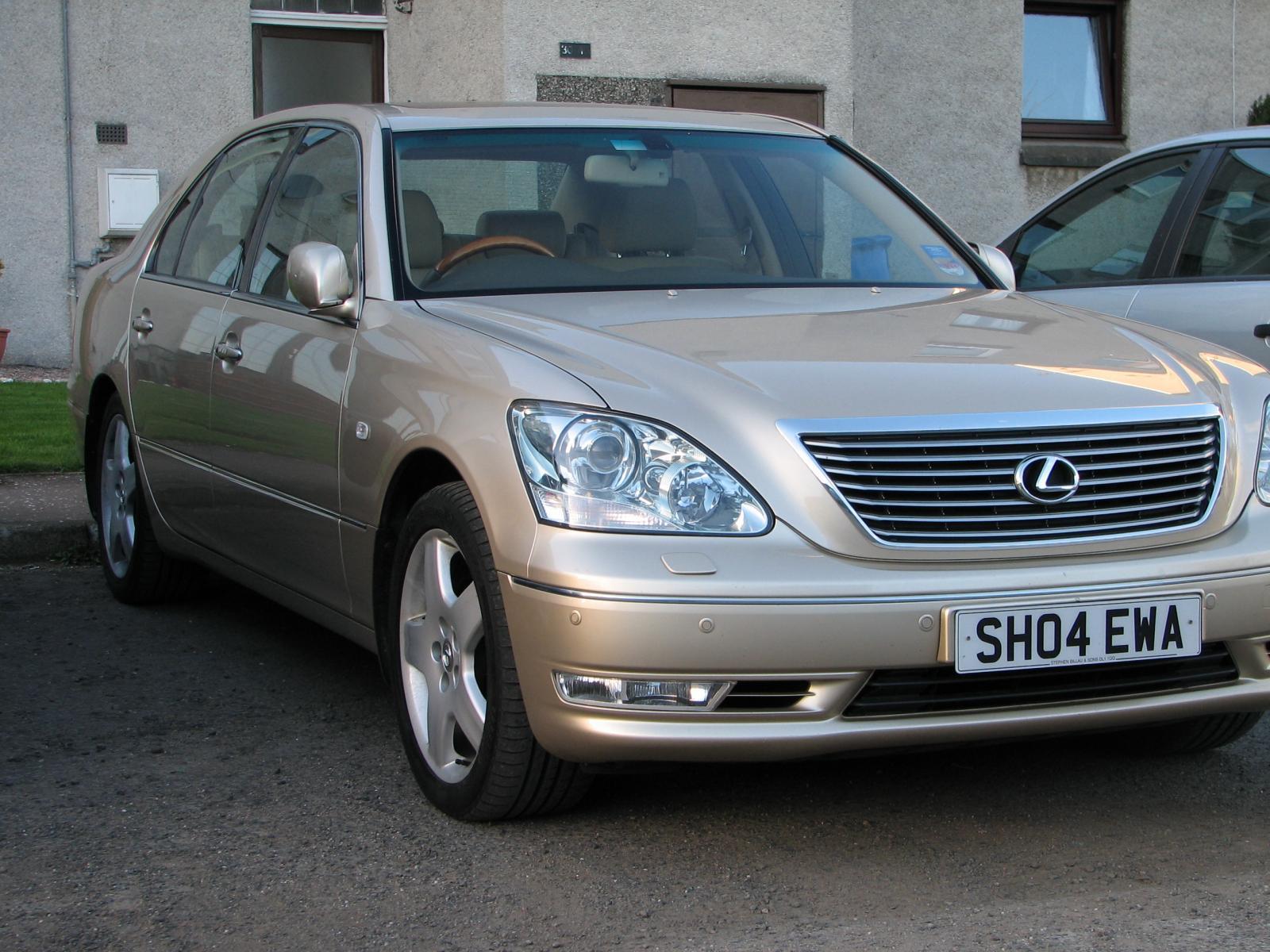At Last I have my Lexus