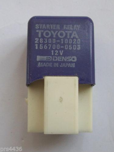 starter relay