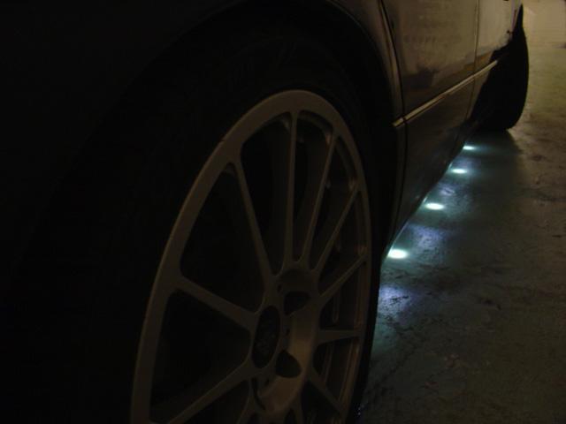 DSR Underbody LEDs