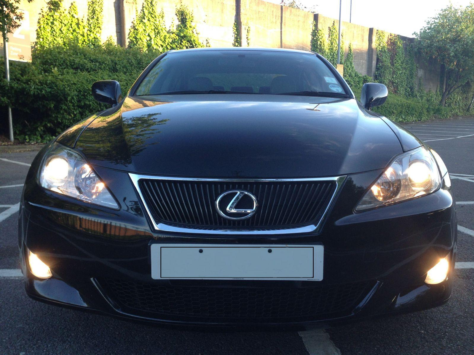 Lexus IS250 Auto Multimedia