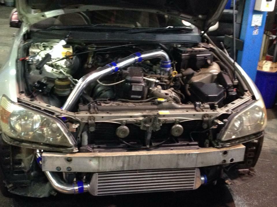 Is200 turbo