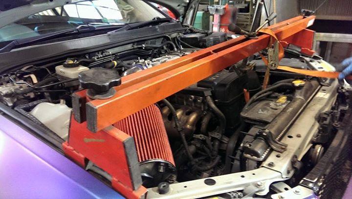 is300 turbocharged 2jz
