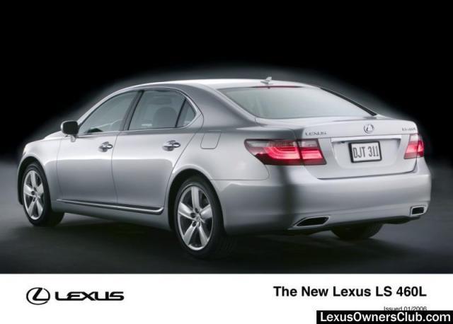 Lexus LS460 / 600h