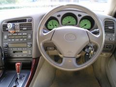 GS300 interior - standard