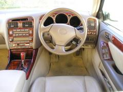 GS300 interior - wood trim