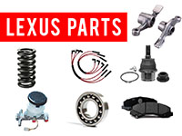 Massive Choice on Lexus Parts