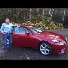 Front sensors sensing! - Lexus IS 300h / IS 250 / IS 200t