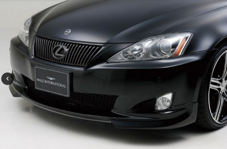 Lexus IS250 2008-2010 WALD front lip.png