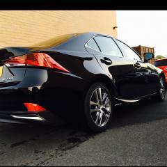 Aux/av Input - Lexus IS 300h / IS 250 / IS 200t Club - Lexus