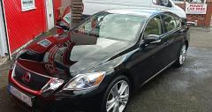 GS 450h 2009