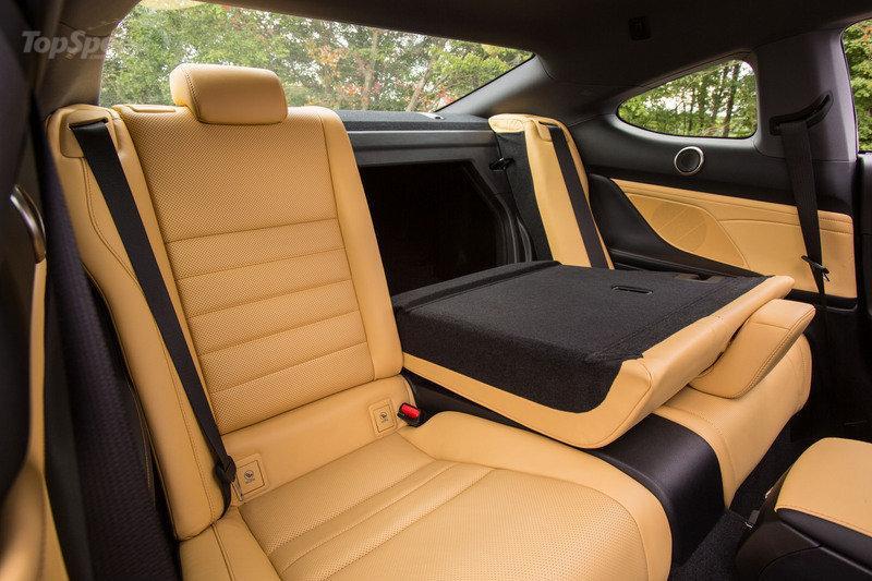 Split Folding Rear Seats
