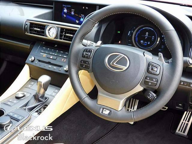 F-Sport Steering Wheel