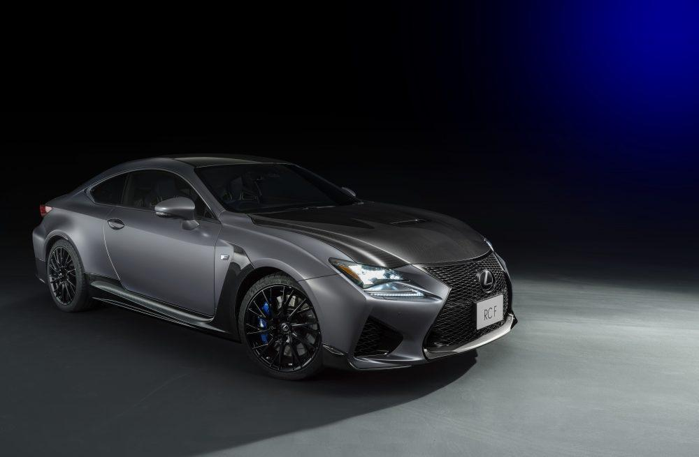 Lexus Celebrate a Decade of Performance Engineering with the New RC F 10th Anniversary