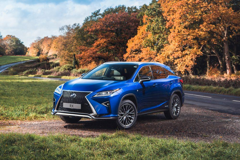 Lexus launches revised RX and NX Range for 2019
